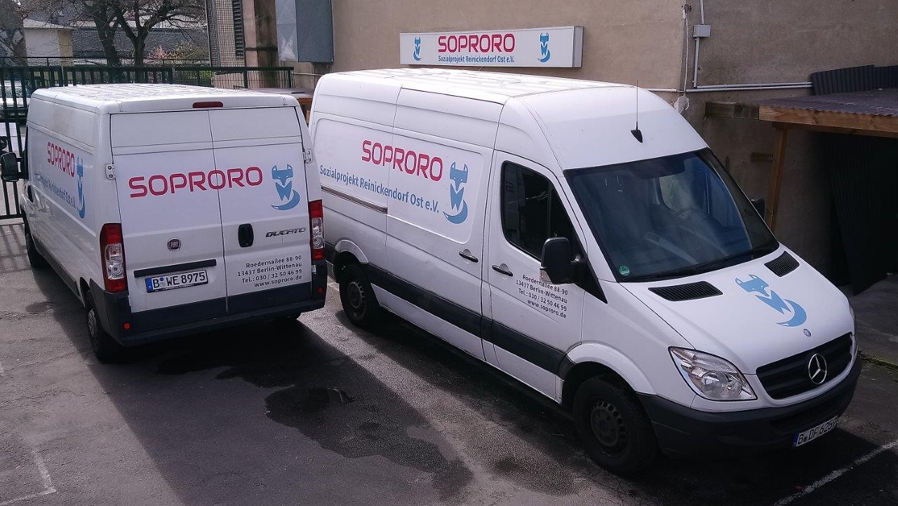 SOPRORO Fahrzeuge